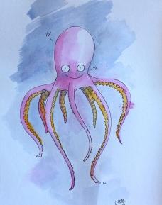 Hi octopus